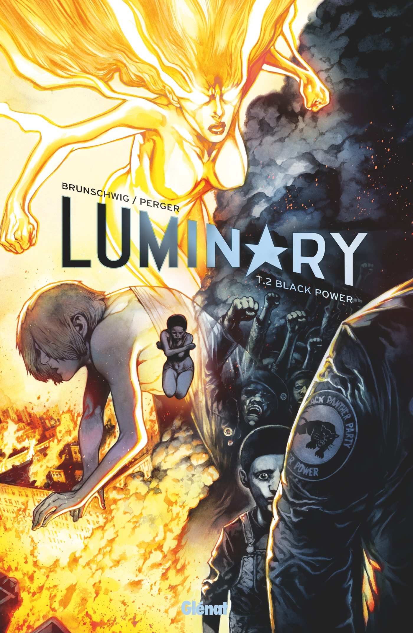 Luminary 2 - Black power