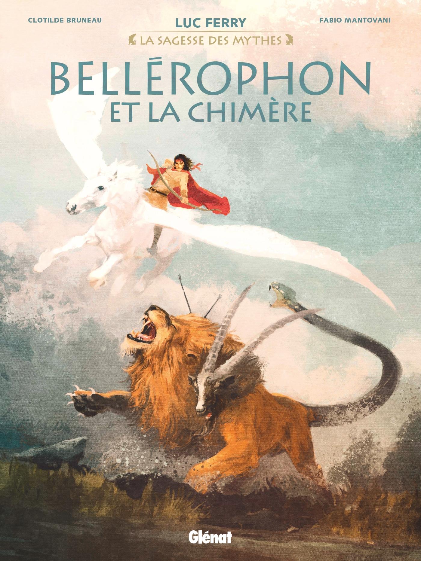 Bellérophon et la chimère 1