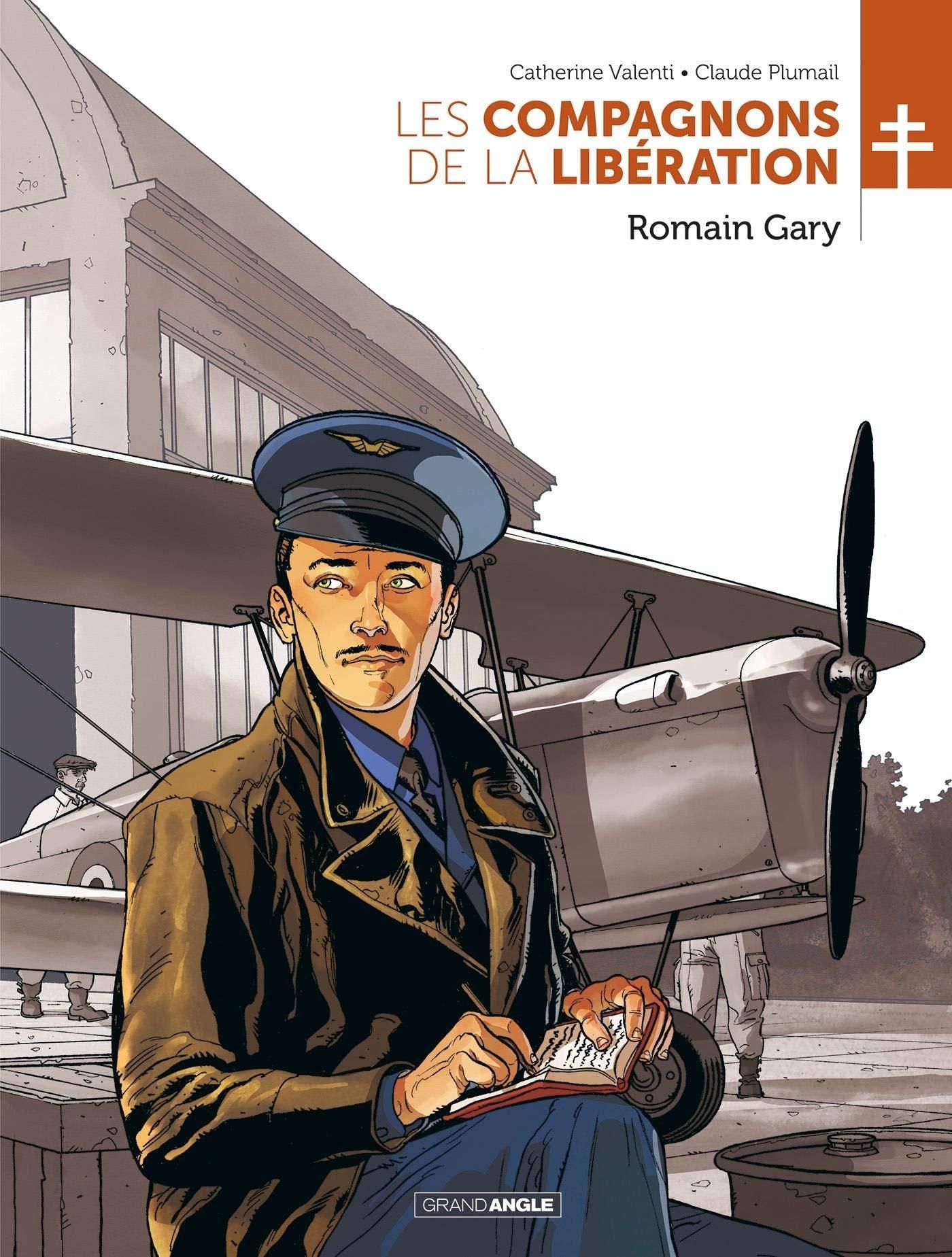 Les compagnons de la libération 5 - Romain Gary