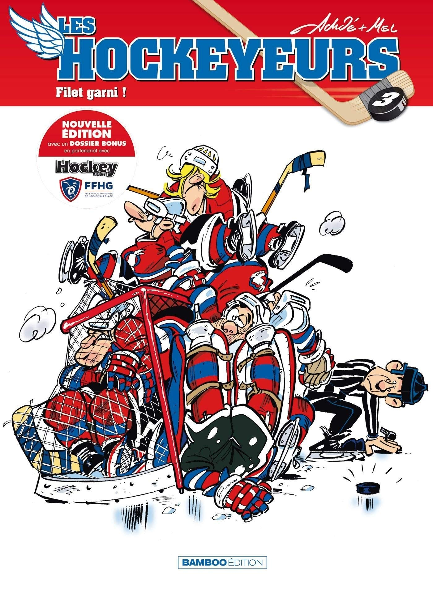 Les hockeyeurs 3