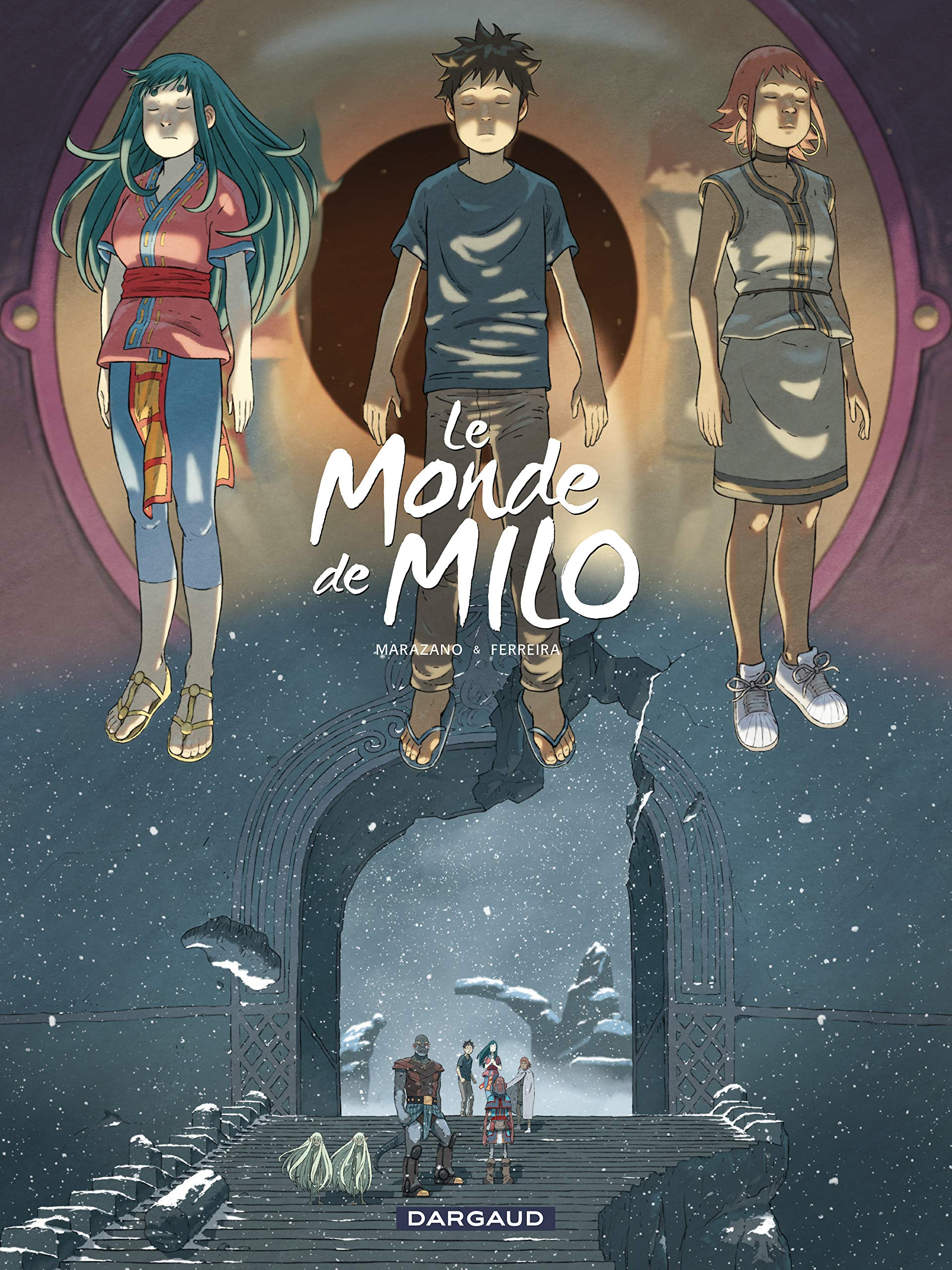 Le monde de Milo 8 - Tome 8