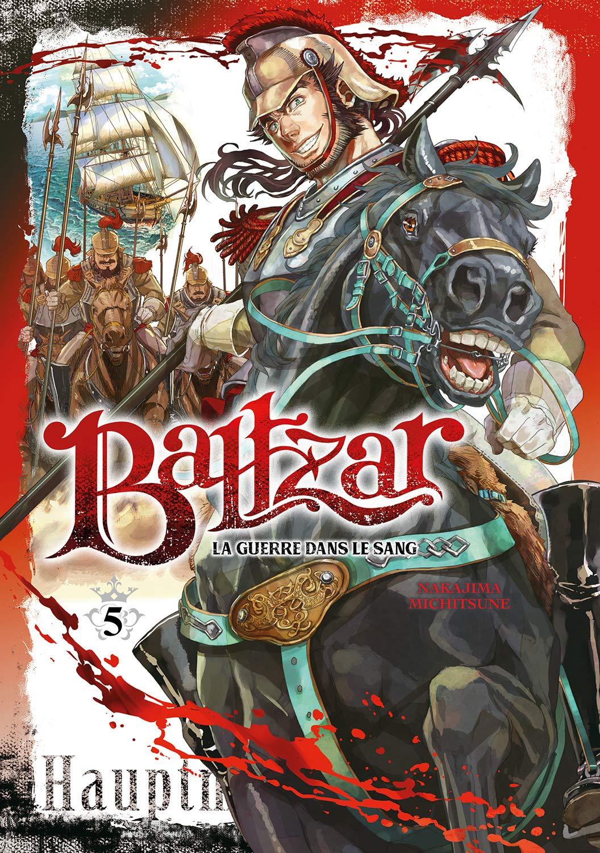 Baltzar : la guerre dans le sang 5