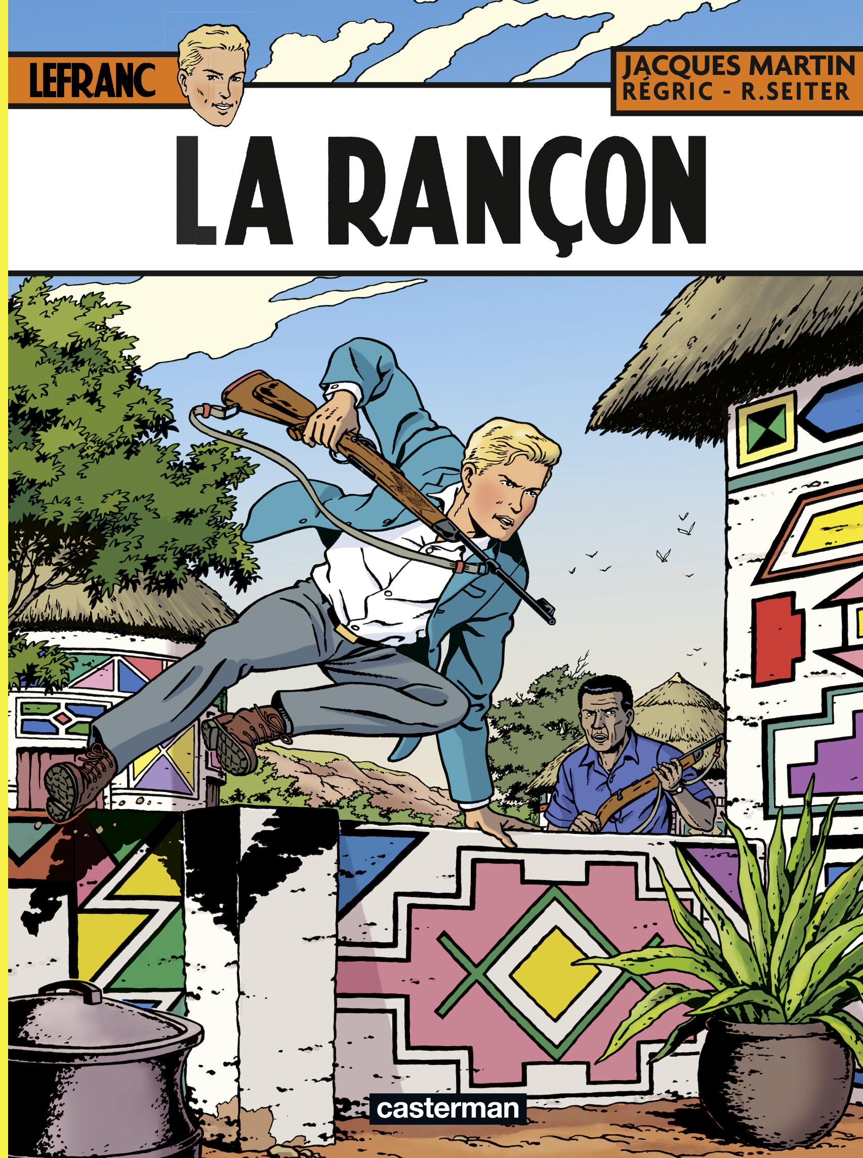 Lefranc 31 - La rançon