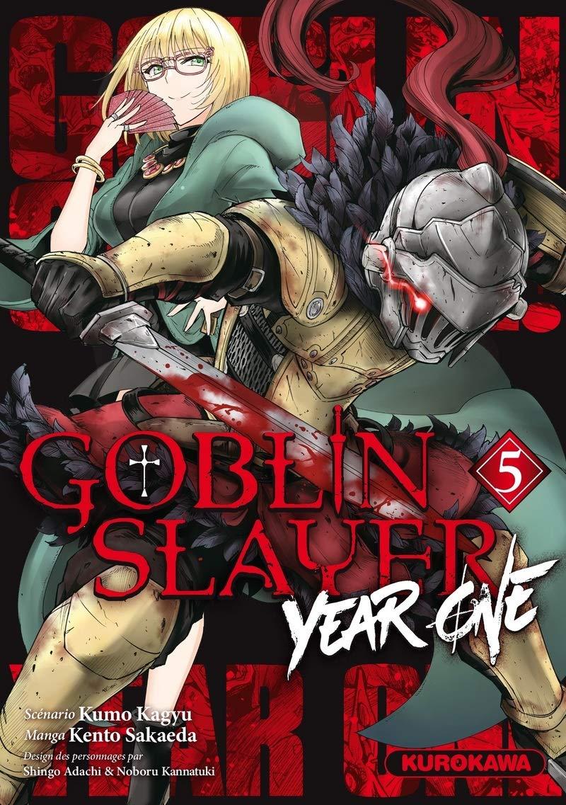 Goblin Slayer - Year one 5