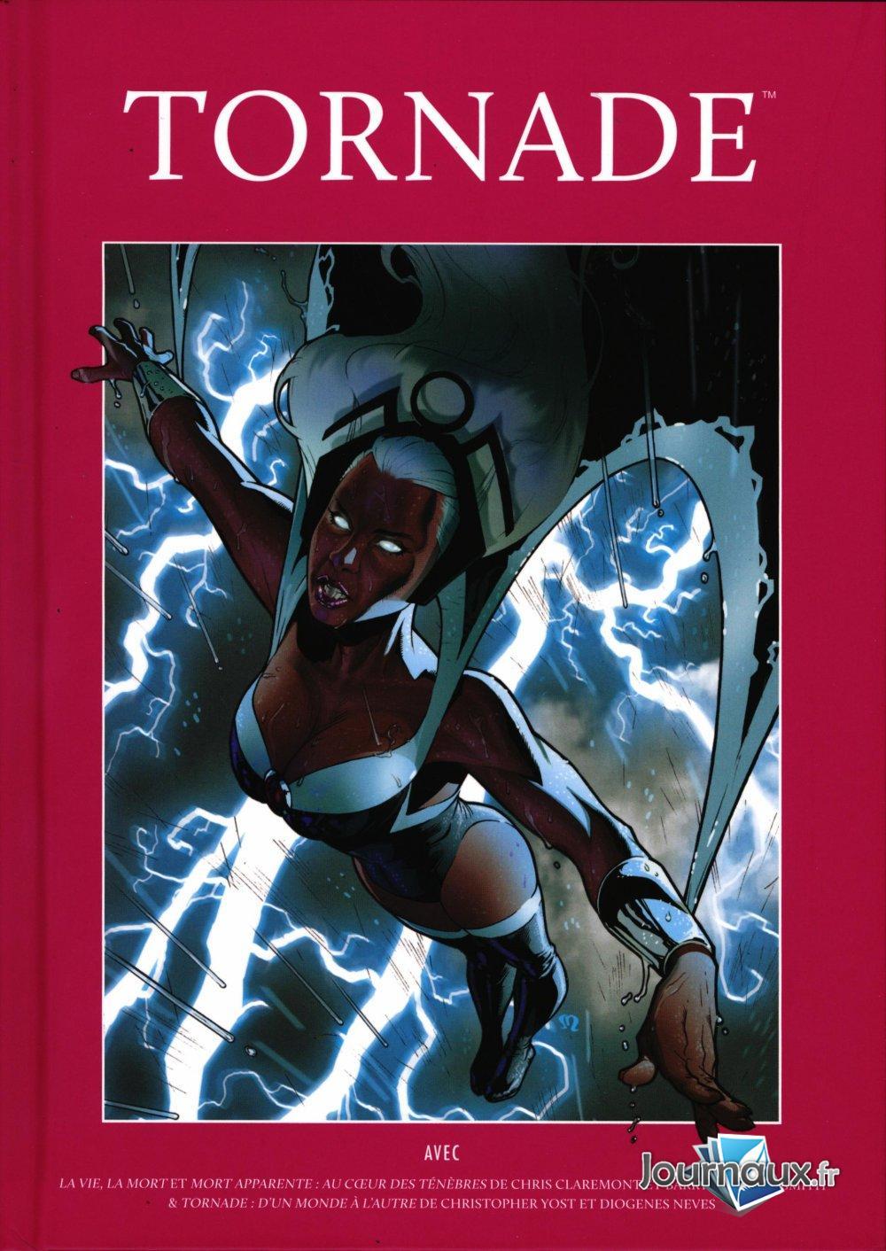 Le Meilleur des Super-Héros Marvel 109 - Tornade