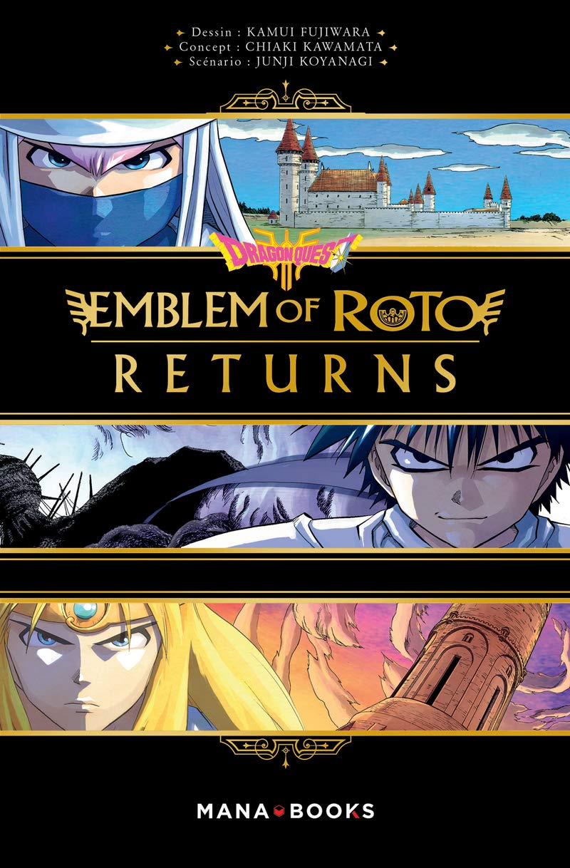 Emblem of Roto - Returns 1