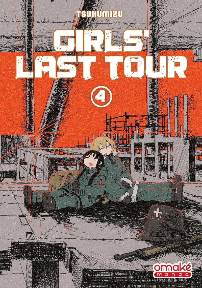 Girls' Last Tour 4