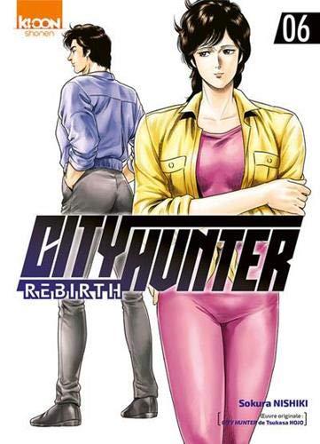 City Hunter Rebirth 6