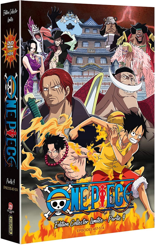 One Piece 4 - One Piece - Partie 4 - Edition limitée collector