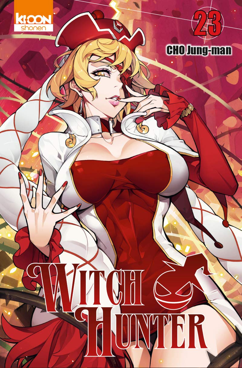 Witch Hunter 23