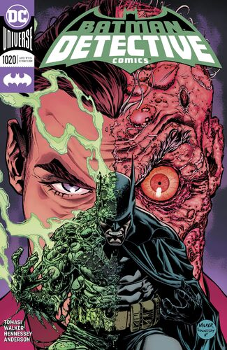 Batman - Detective Comics 1020 -  Batman - Detective Comics 1020