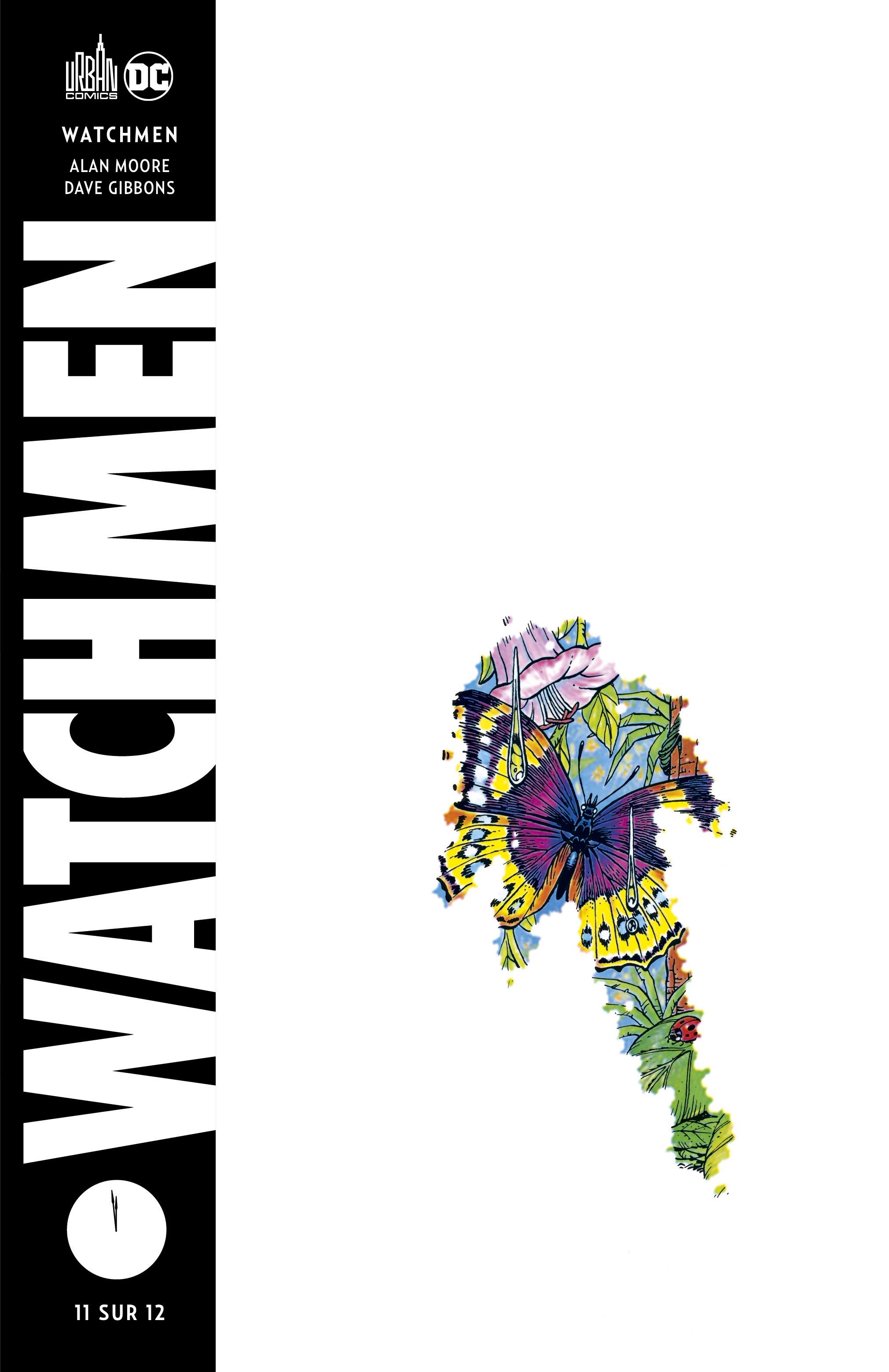 Watchmen - Les Gardiens 11