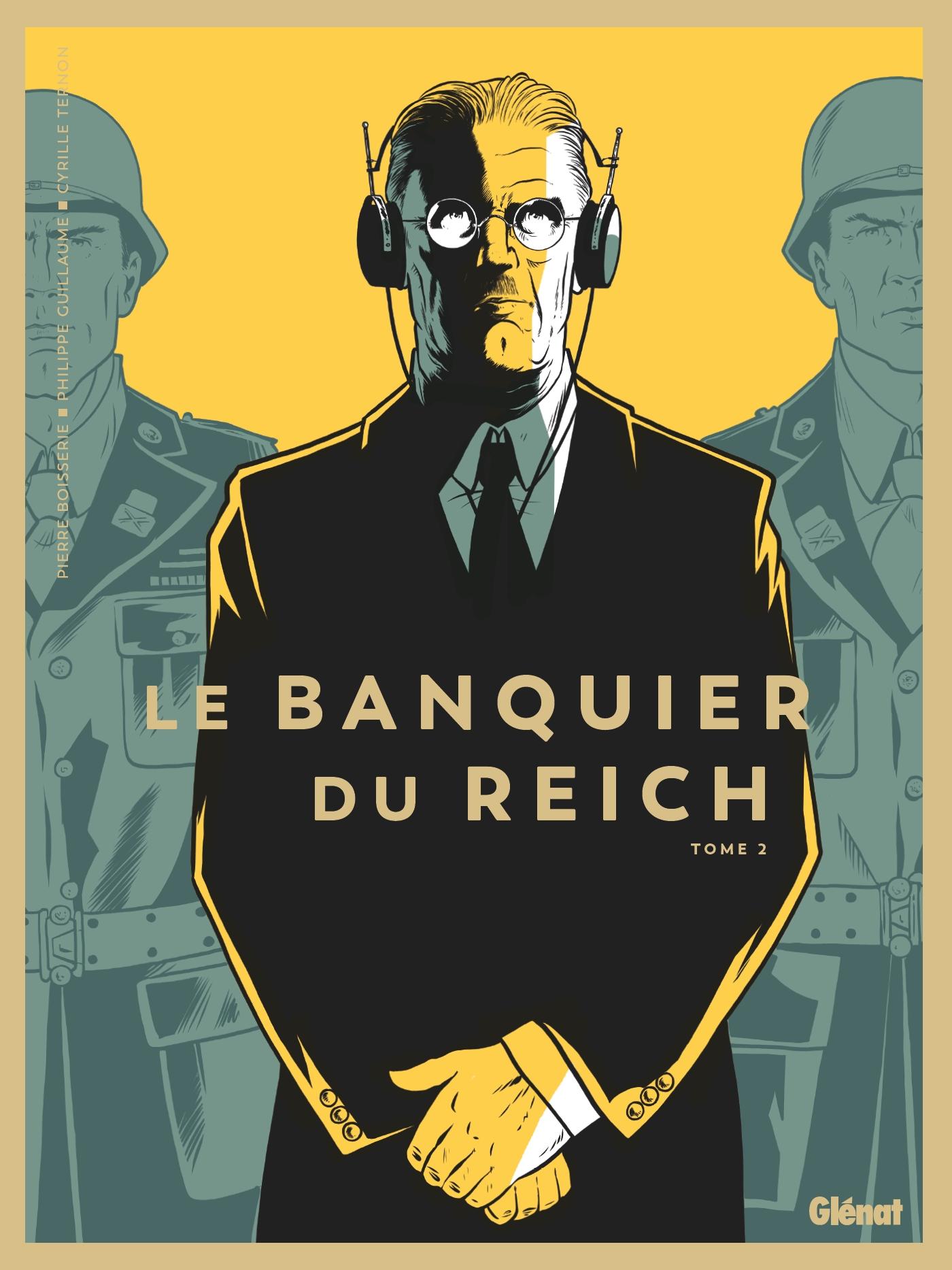 Le banquier du Reich 2 - Tome 2