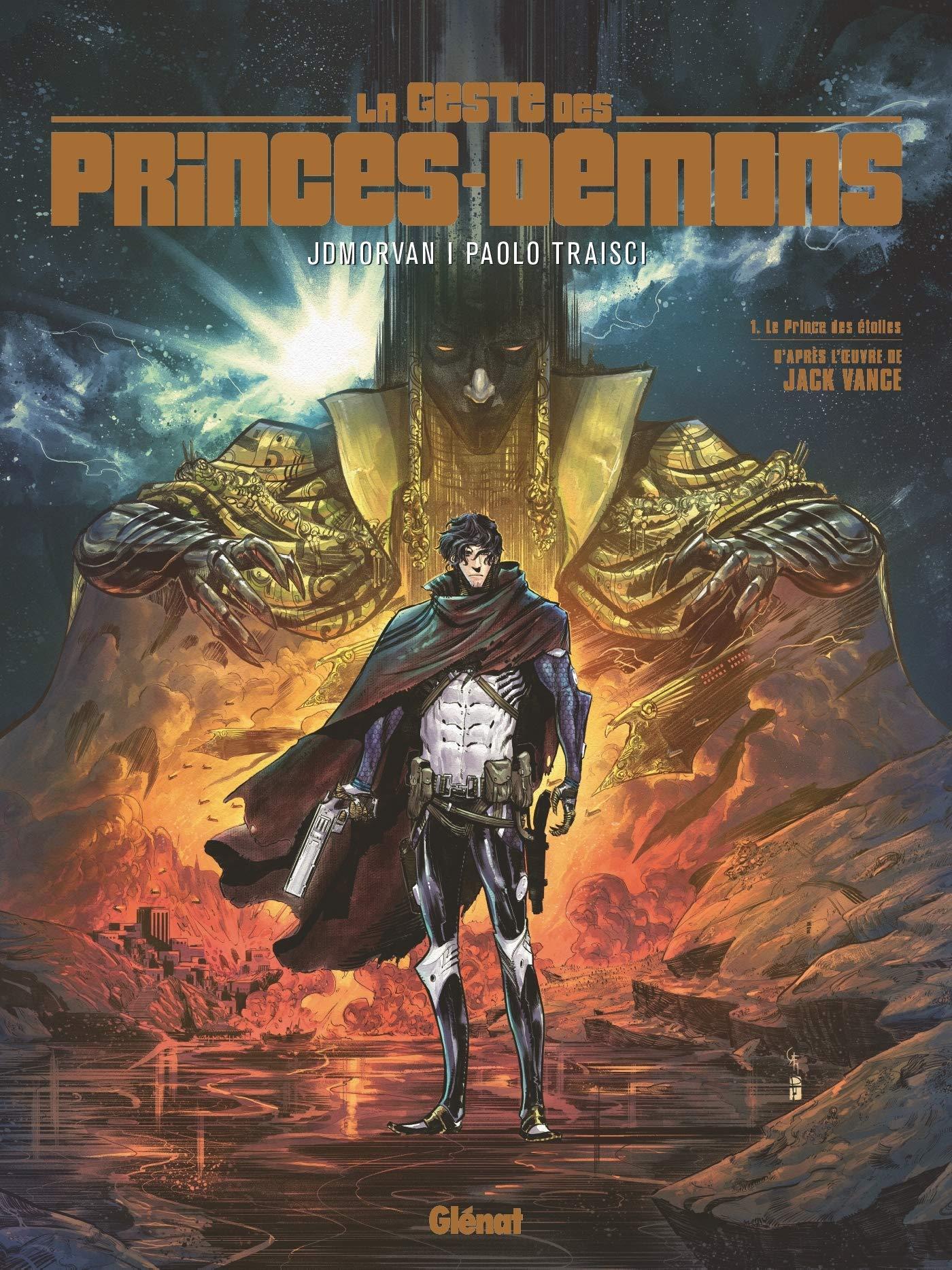La geste des princes Démons 1 - Le Prince des étoiles