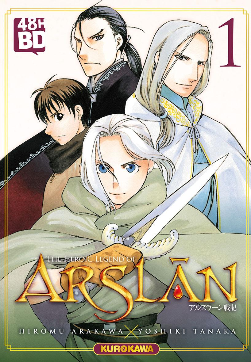 The Heroic Legend of Arslân 1