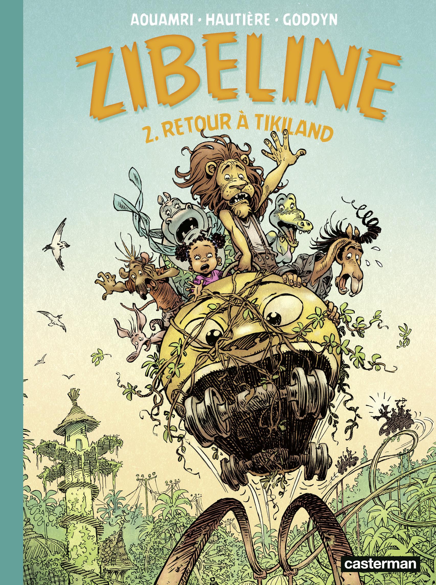 Zibeline 2 - Retour à Tikiland