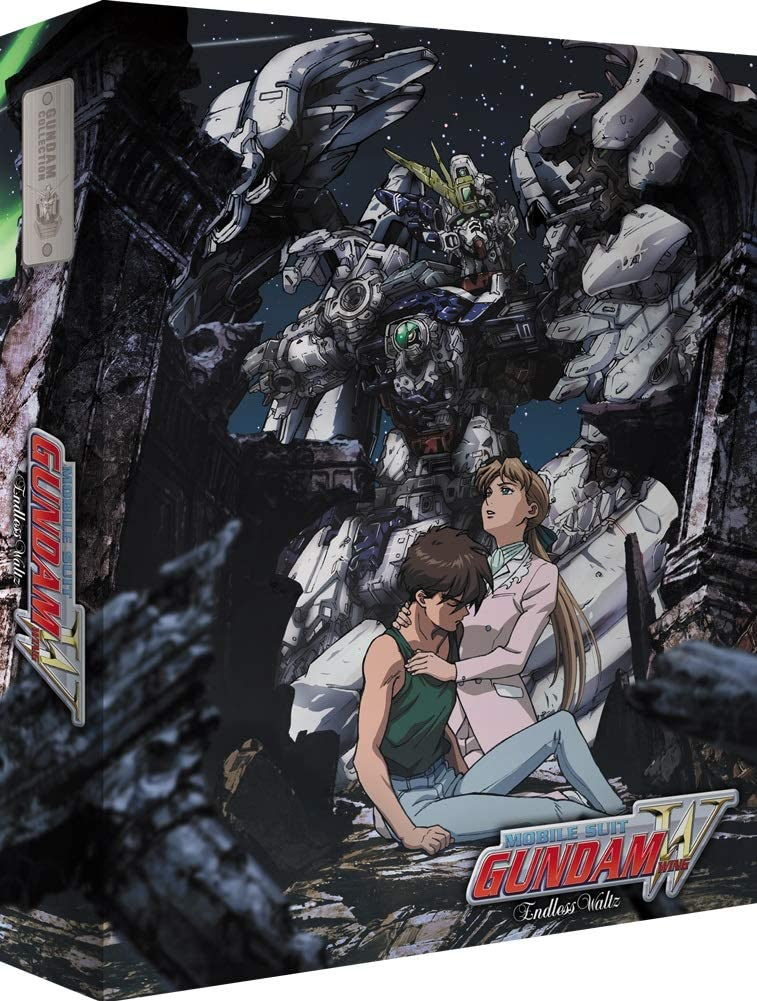 Mobile Suit Gundam Wing - Endless Waltz 0