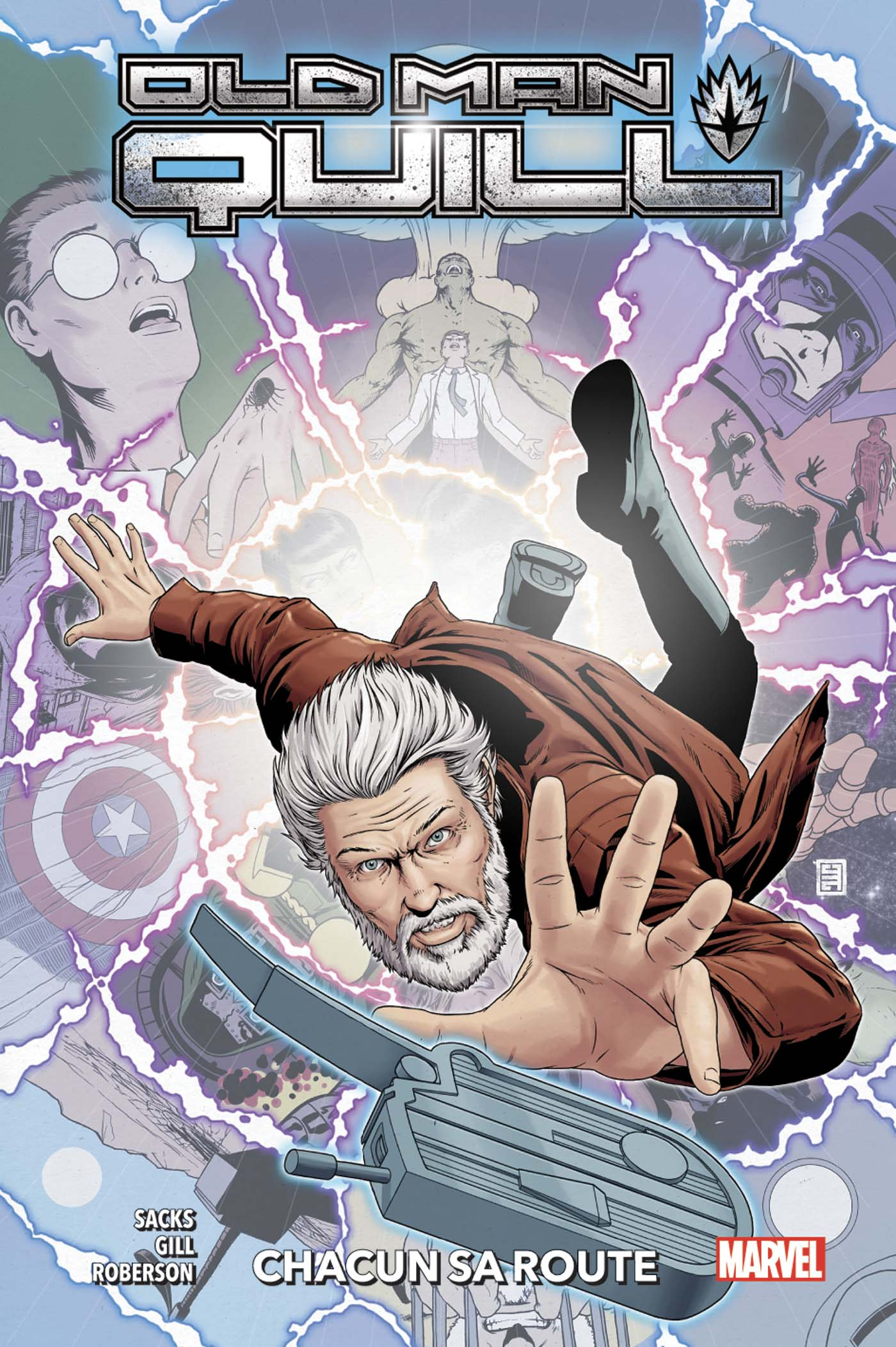 Old Man Quill 2 - Chacun sa route