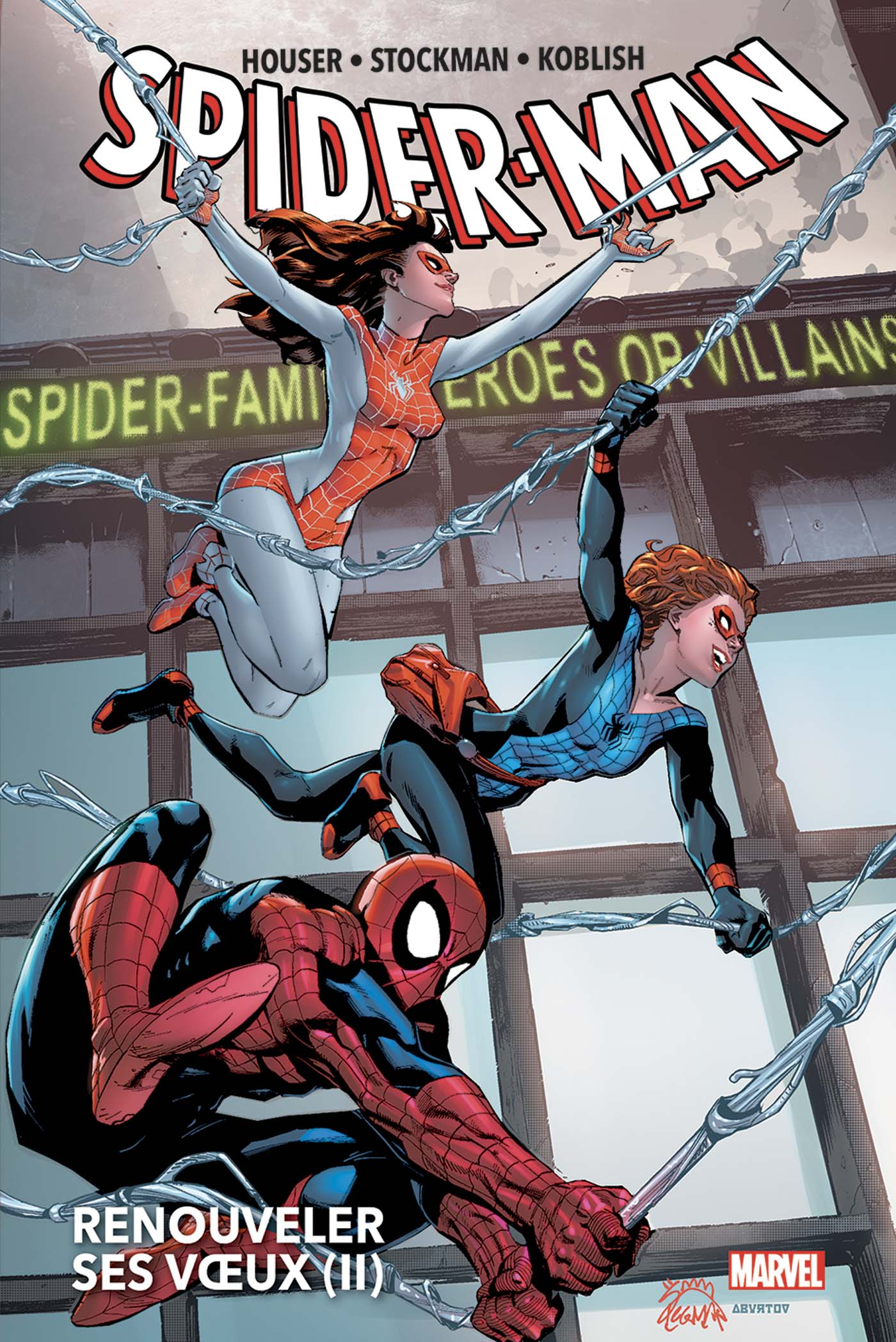 Amazing Spider-Man - Renew Your Vows 2