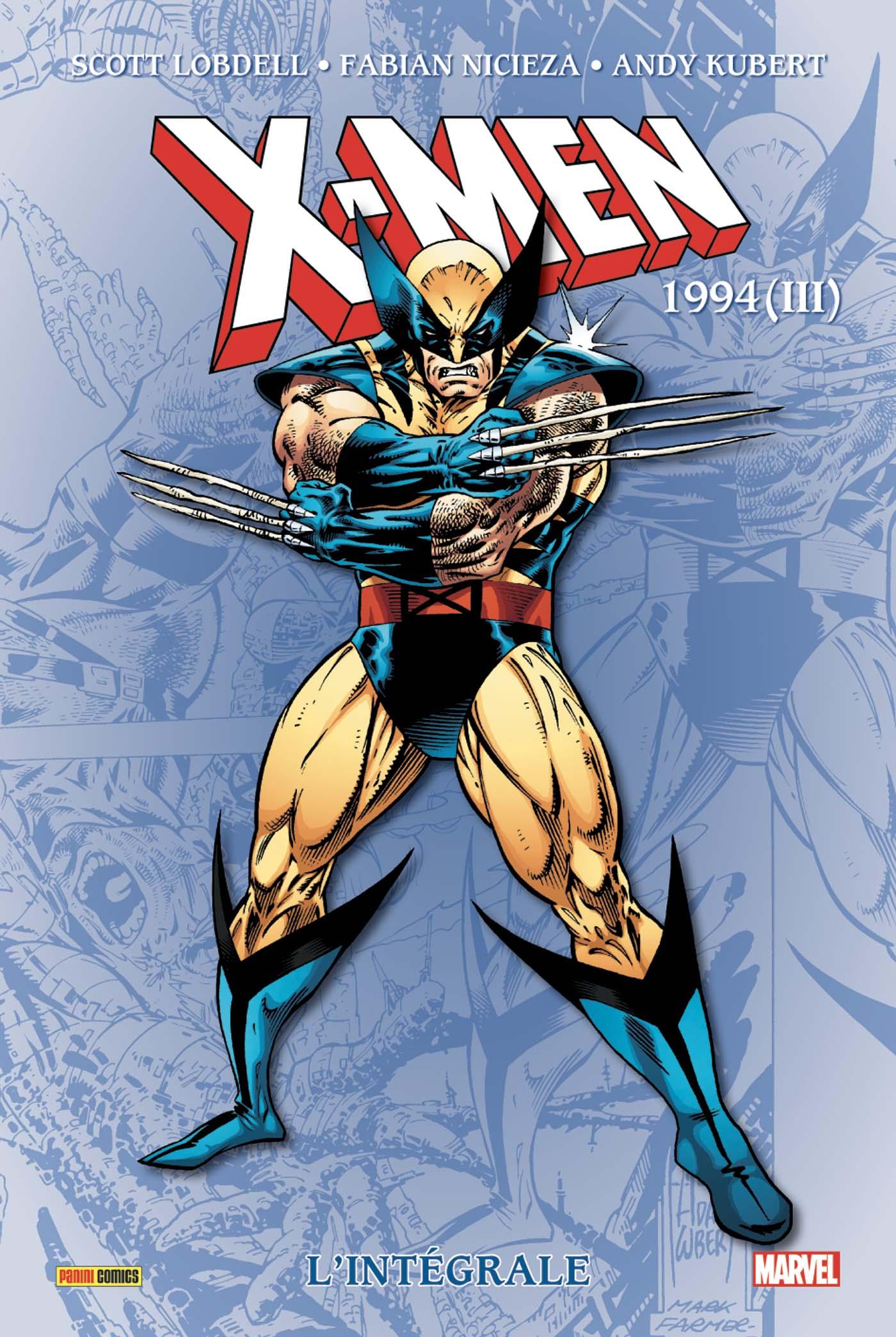 X-Men 1994.3 - 1994 (III)