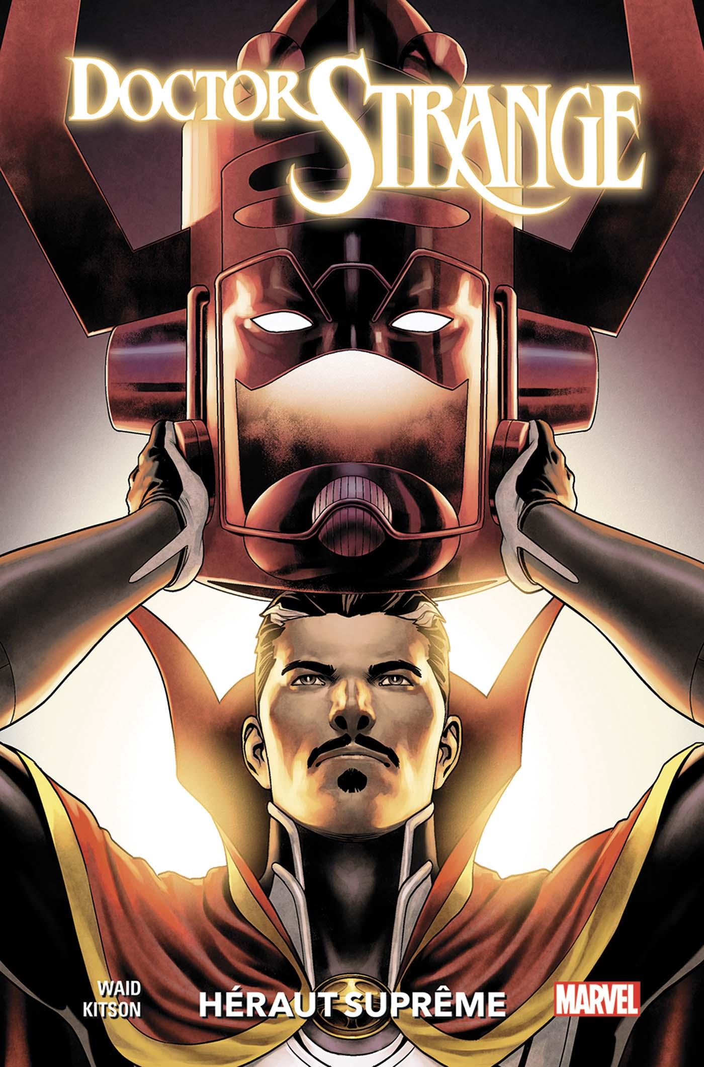 Docteur Strange 3 - Héraut suprême