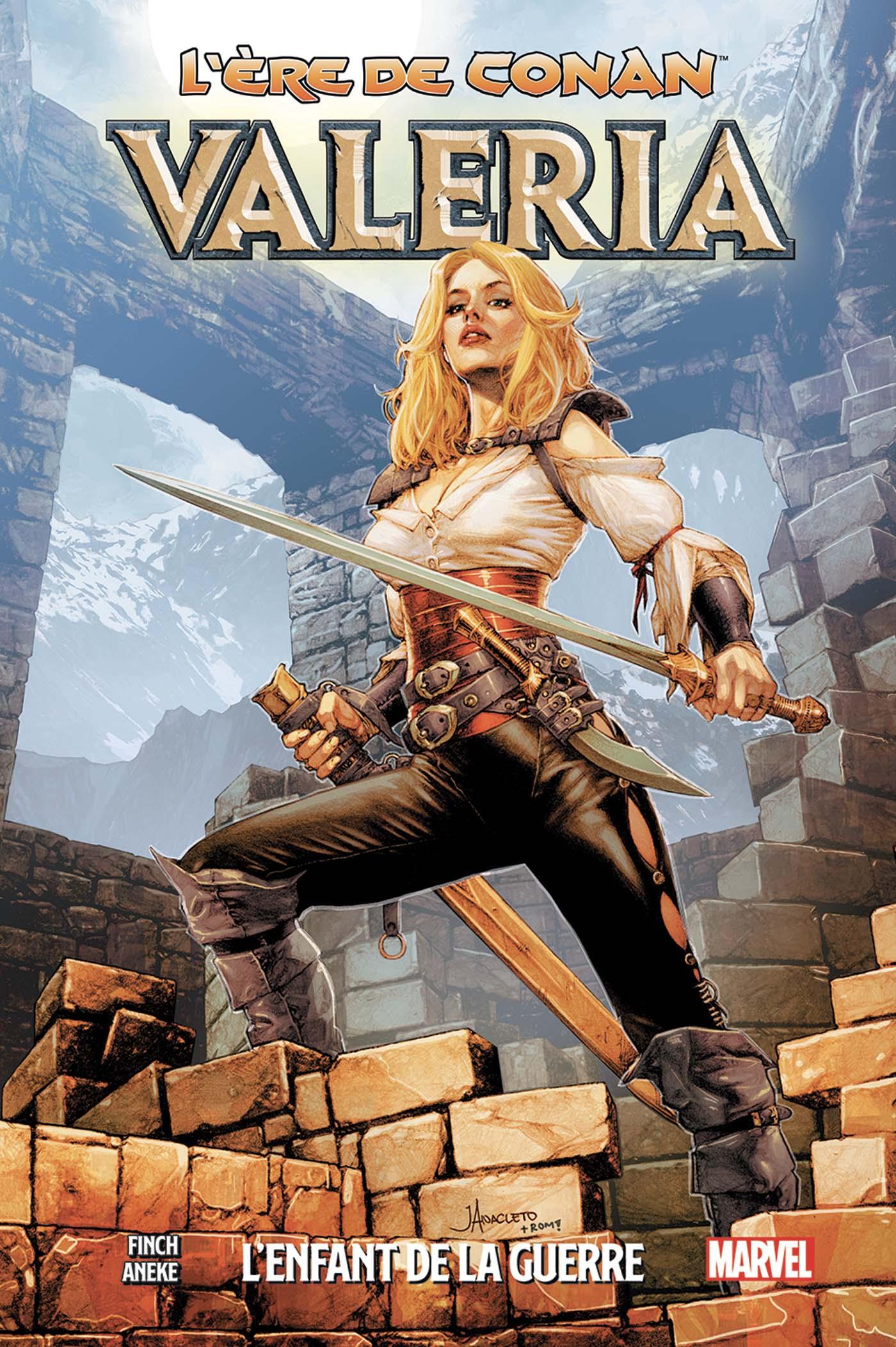 L'ère de Conan - Valeria 1