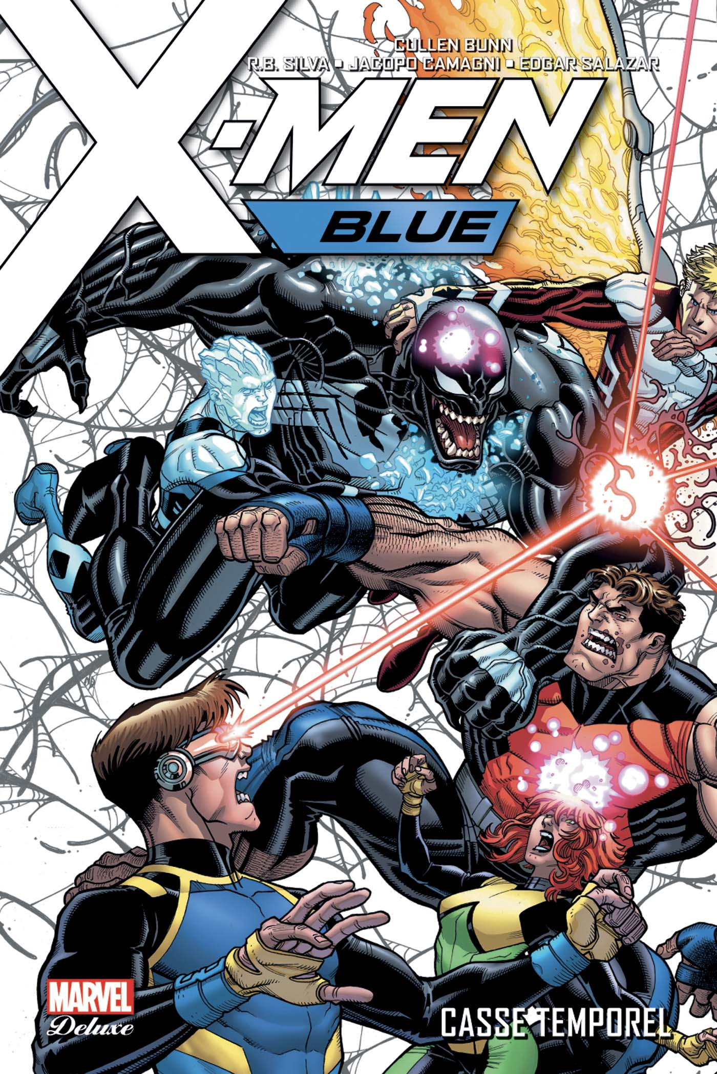 X-Men - Blue 2 - Casse temporel