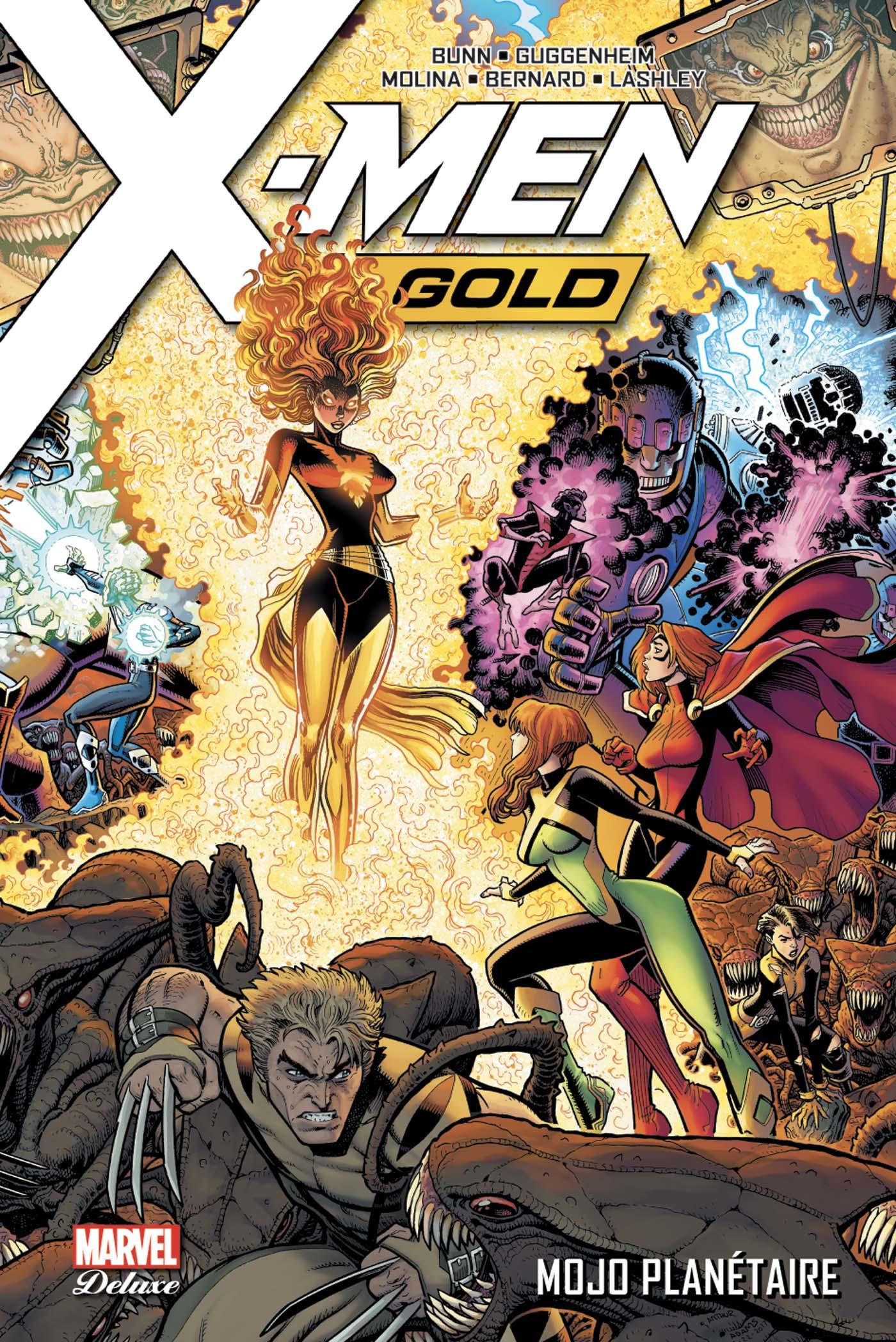 X-Men - Gold 2 - Mojo planétaire