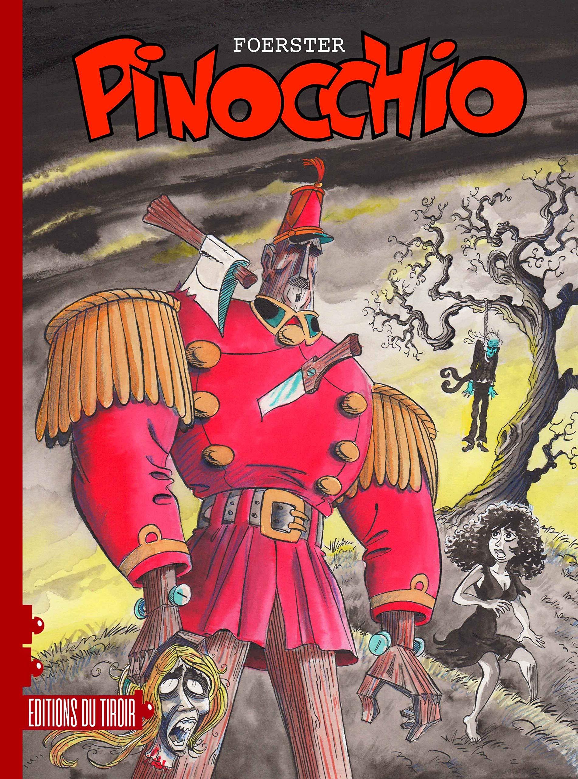 Pinocchio (Foerster) 1 - Pinocchio