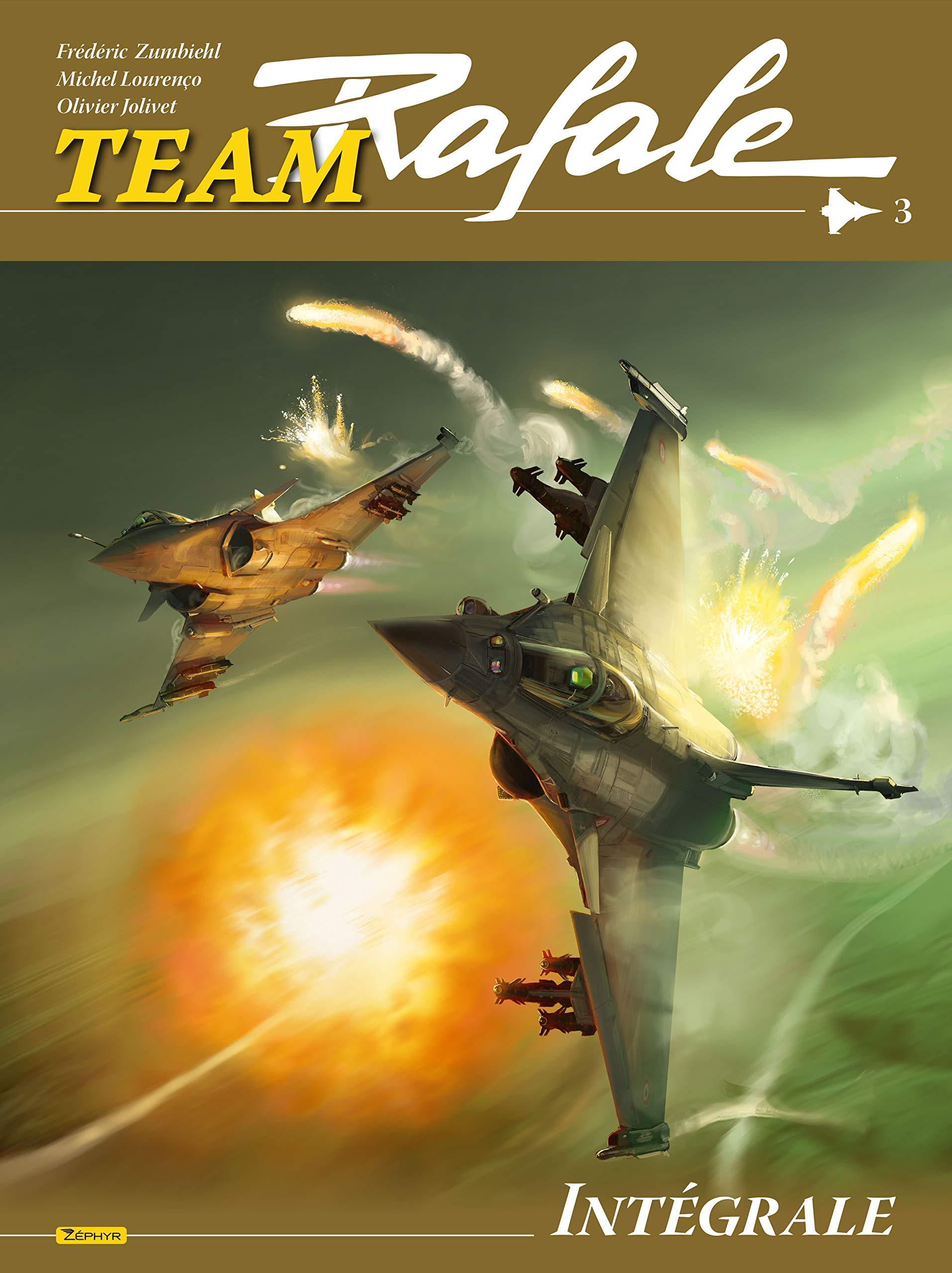 Team Rafale 3 - Tome 3