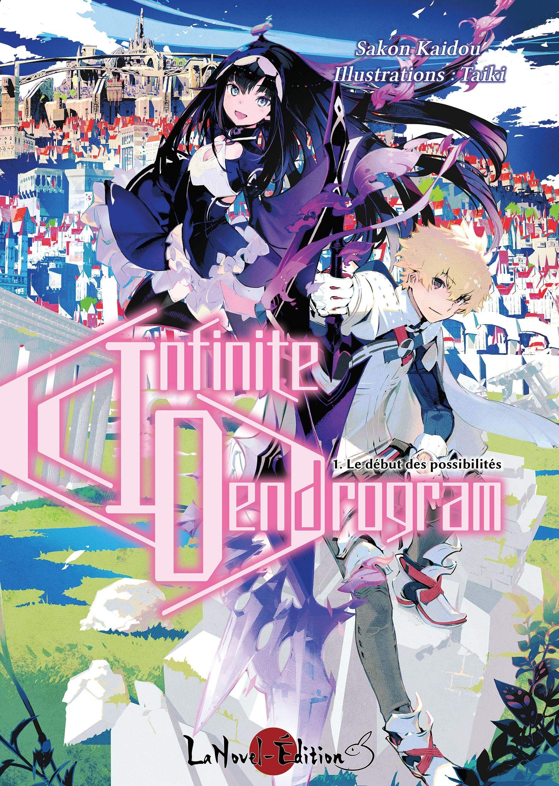 Infinite Dendrogram 1