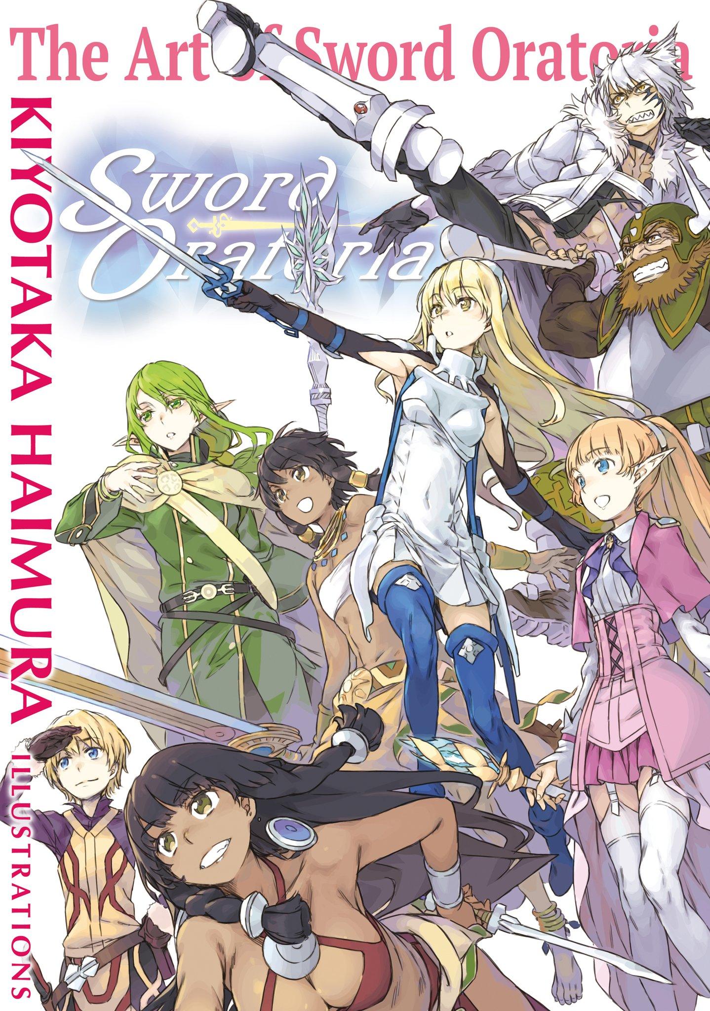 The Art of Sword Oratoria 1
