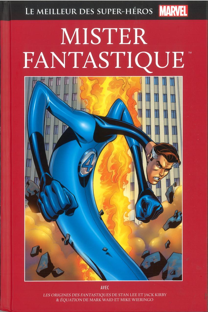 Le Meilleur des Super-Héros Marvel 111 - Mister Fantastique