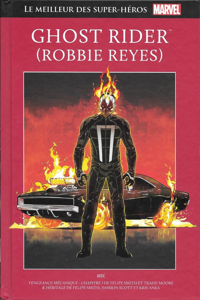 Le Meilleur des Super-Héros Marvel 112 - Ghost Rider (Robbie Reyes)