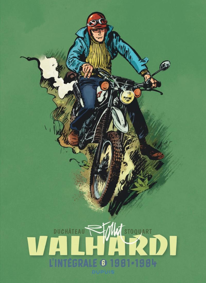 Les aventures de Jean Valhardi 6 - 1981-1984