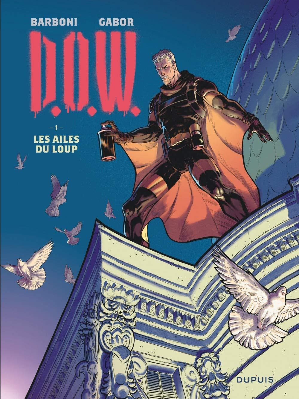 DOW 1 - Les ailes du loup