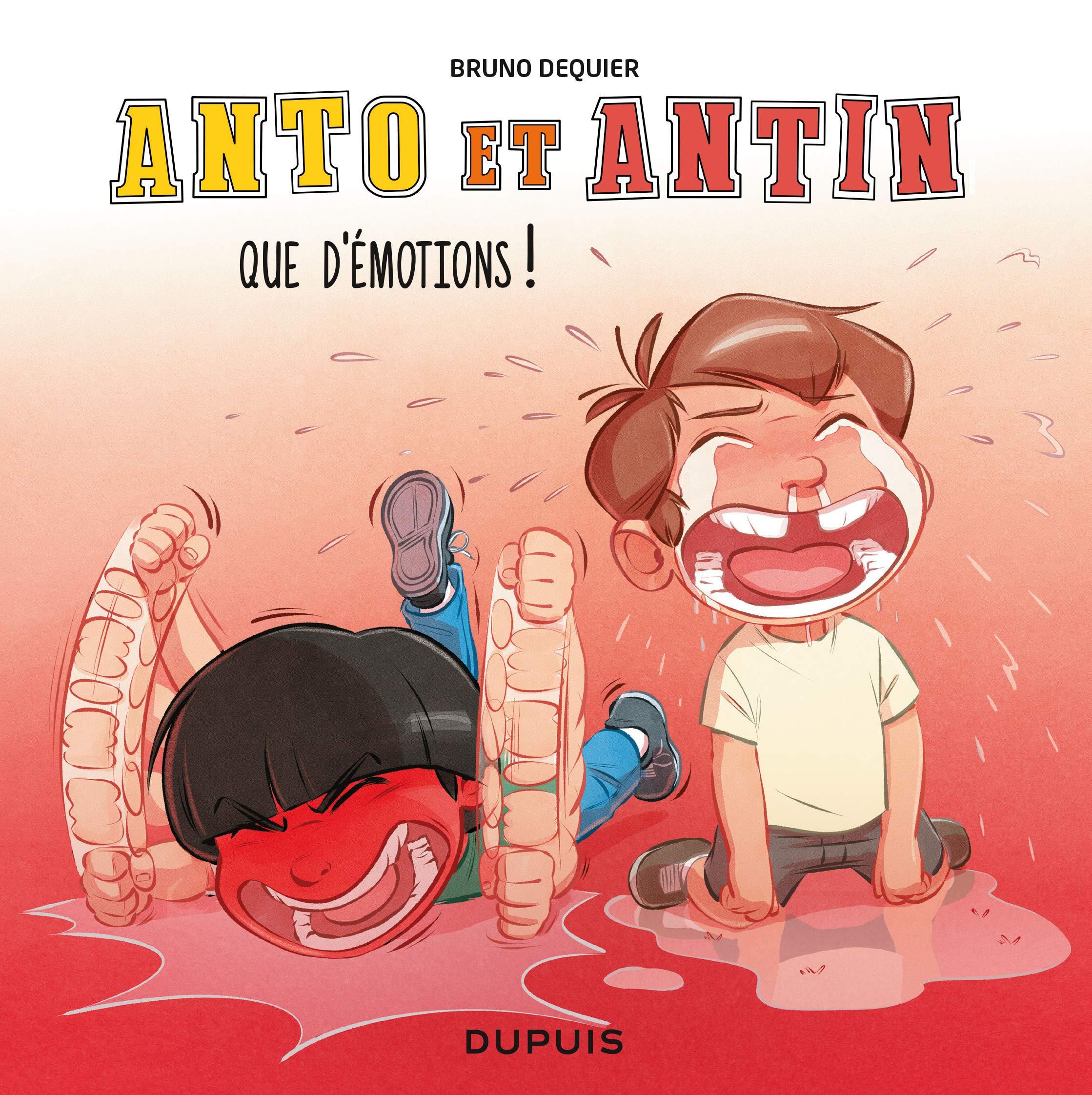 Anto et Antin 3 - Que d'émotions !