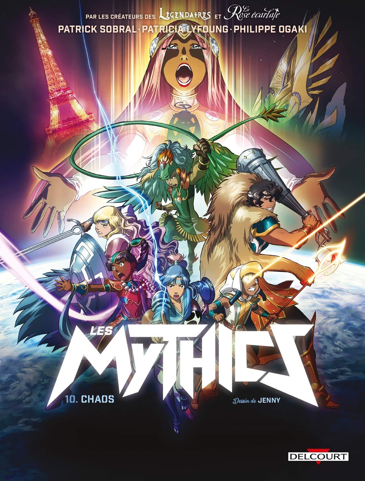 Les Mythics 10 - Chaos