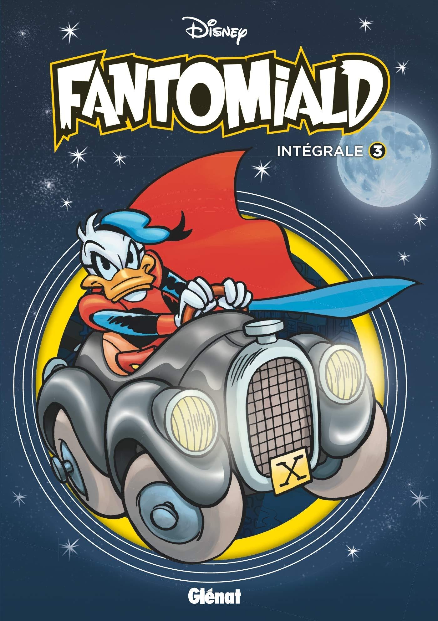 Fantomiald 3 - Intégrale 3