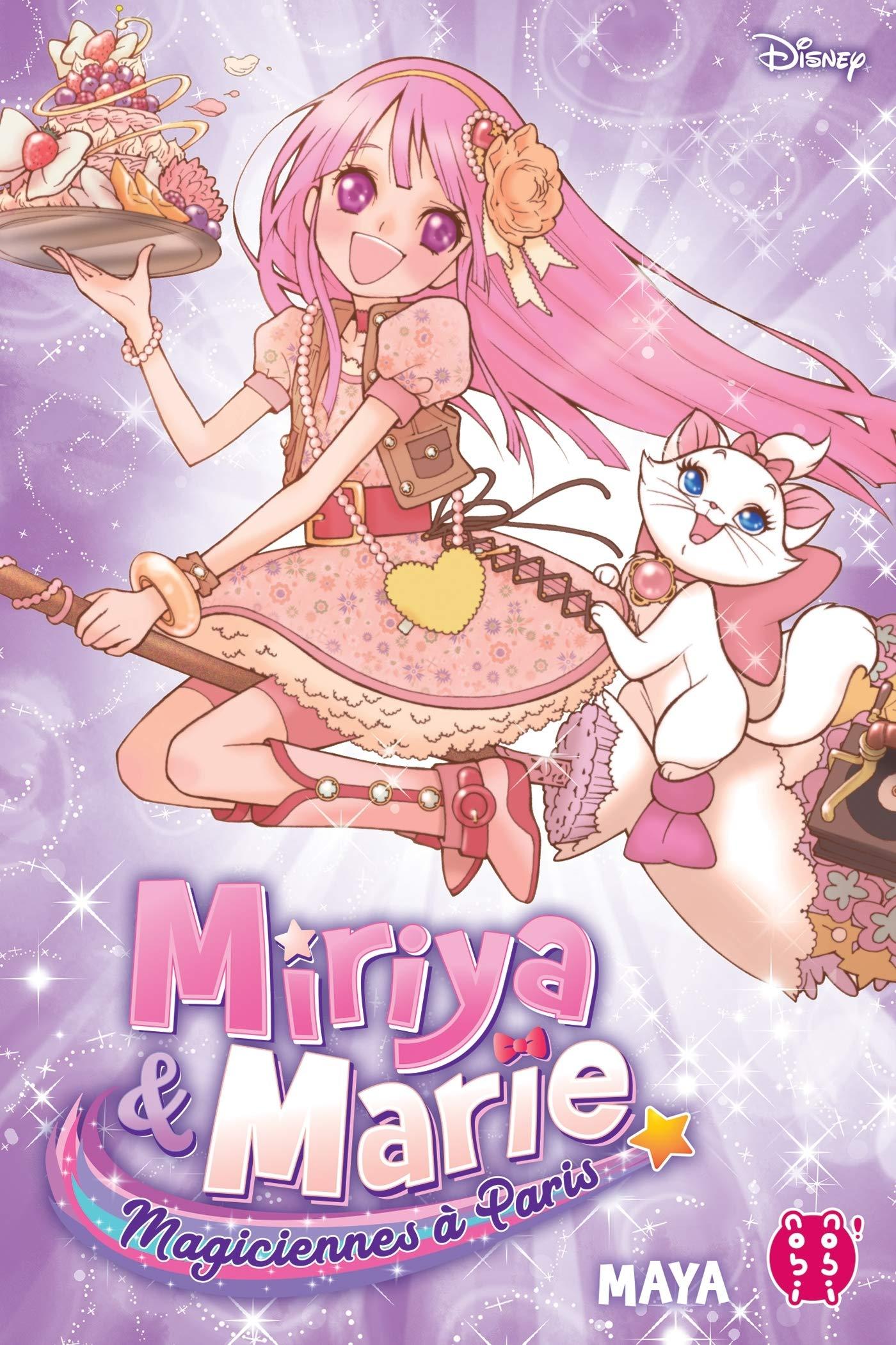 Miriya et Marie - Magiciennes à Paris 1