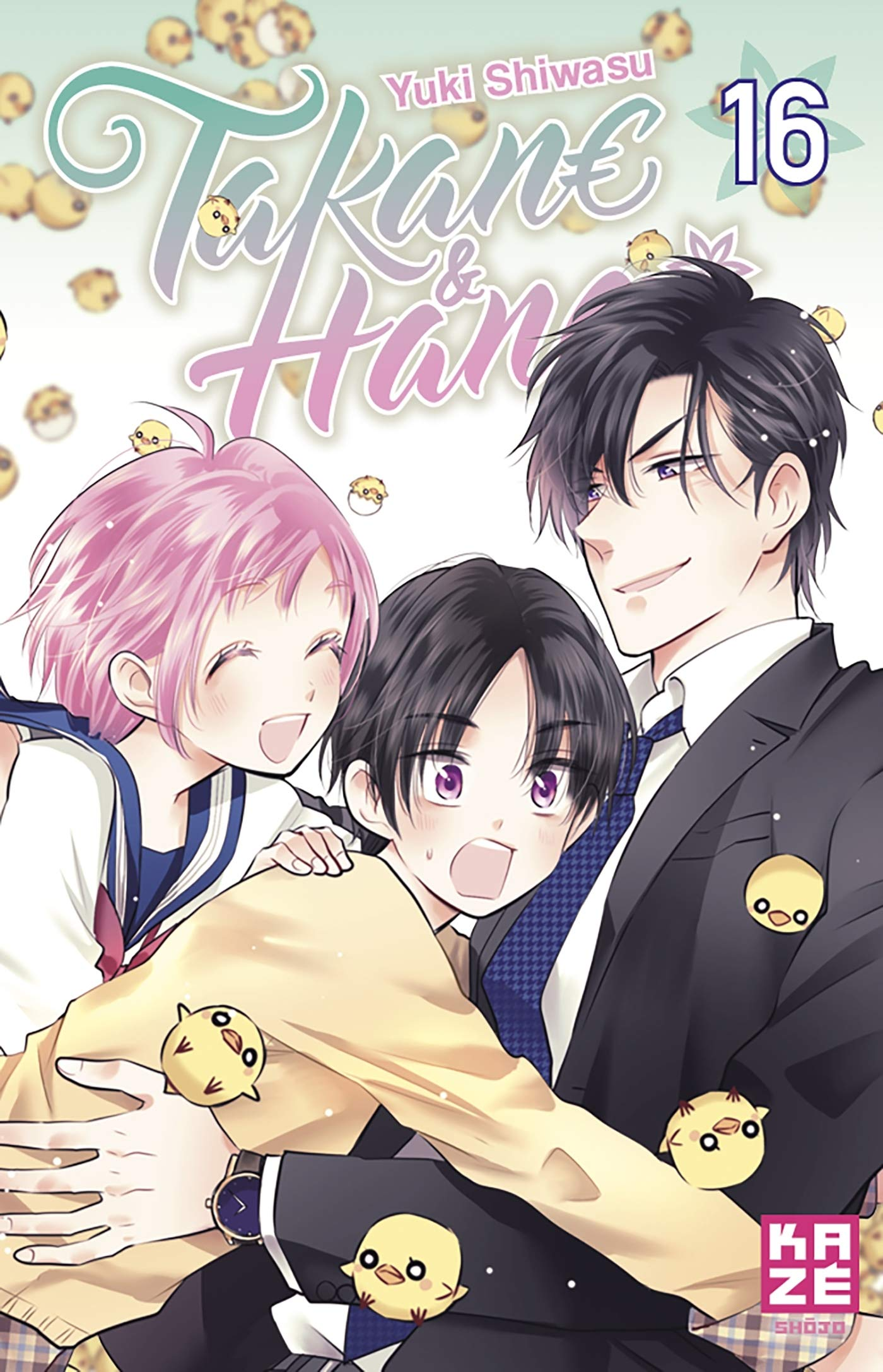 Takane & Hana 16