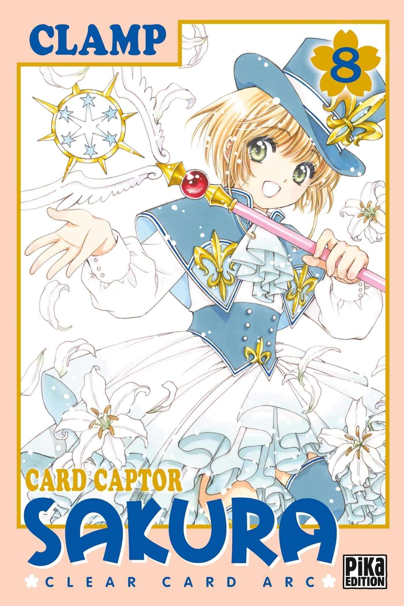 Card captor Sakura - Clear Card Arc 8