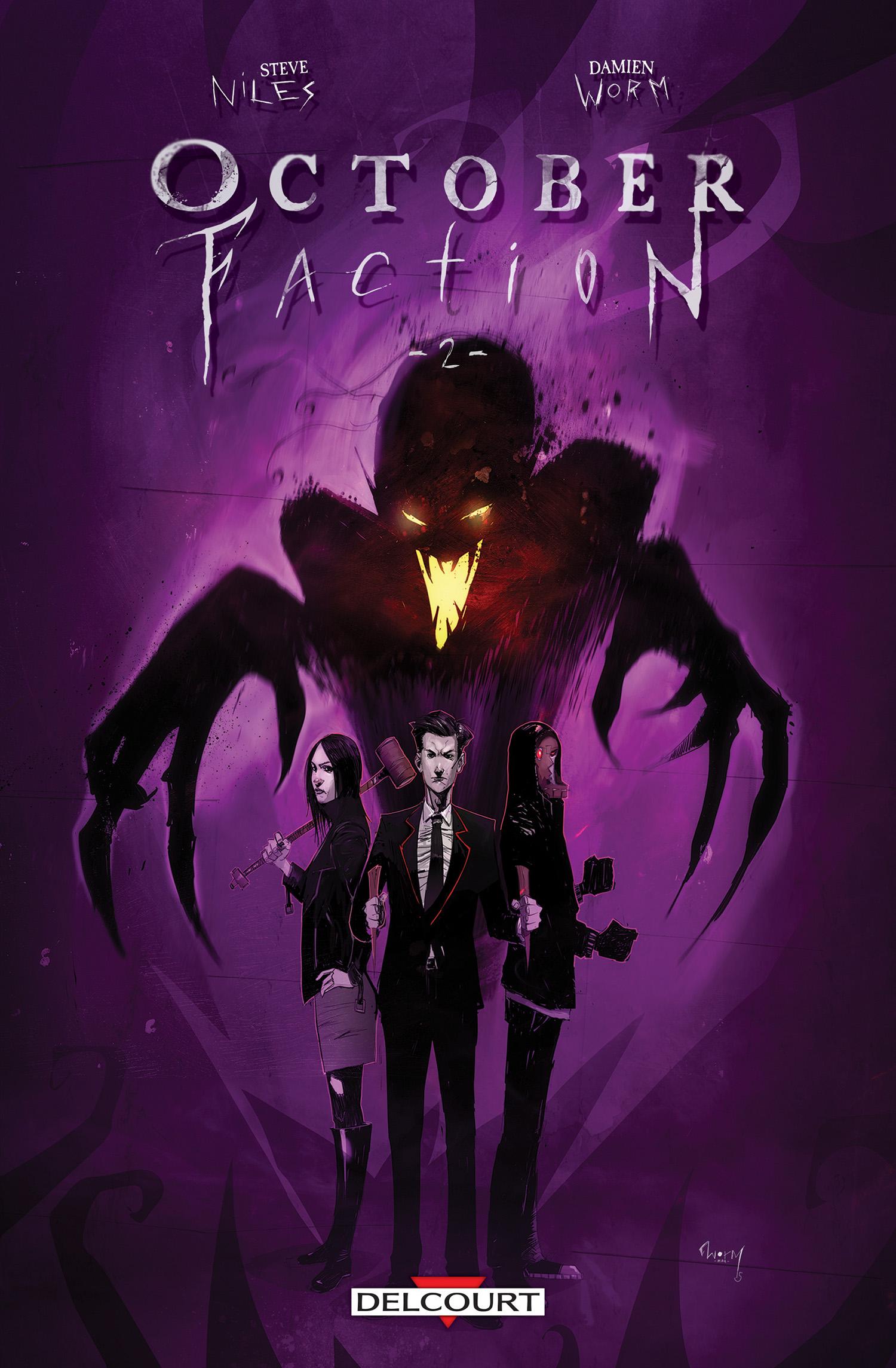 October Faction 2