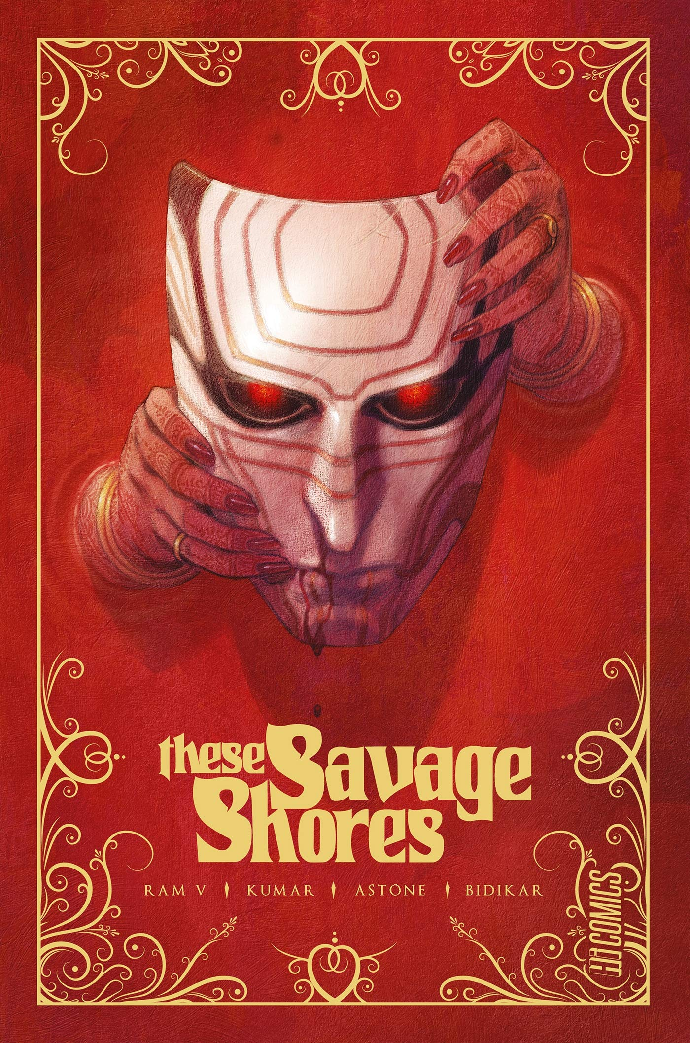 These Savage Shores 1