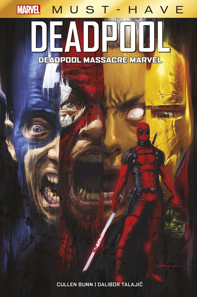 Deadpool Massacre Marvel 1
