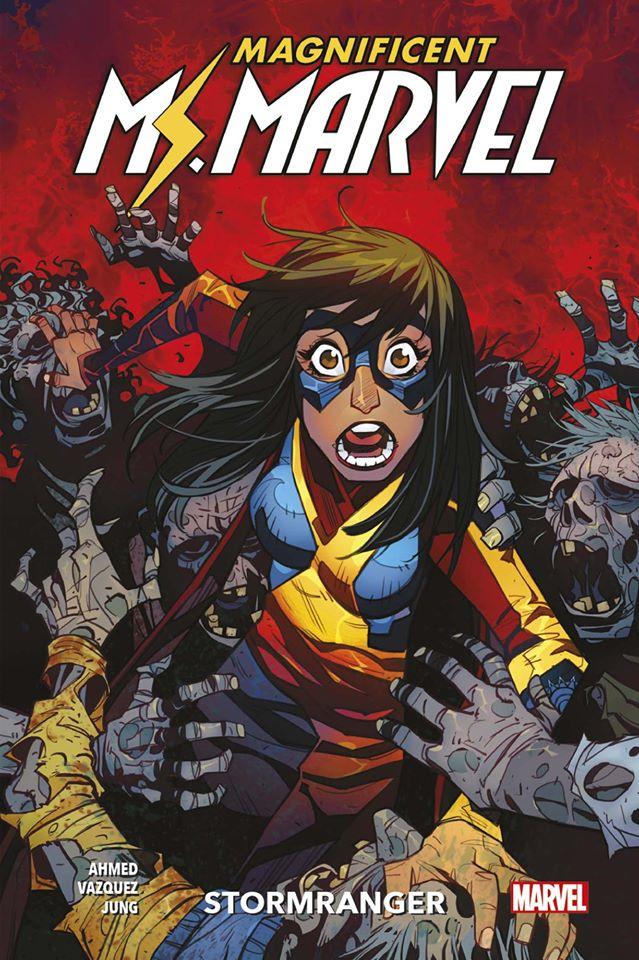 Magnificent Ms. Marvel 2 - Stormranger