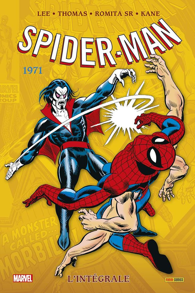 Spider-Man 1971 - 1971 - Réédition 2020