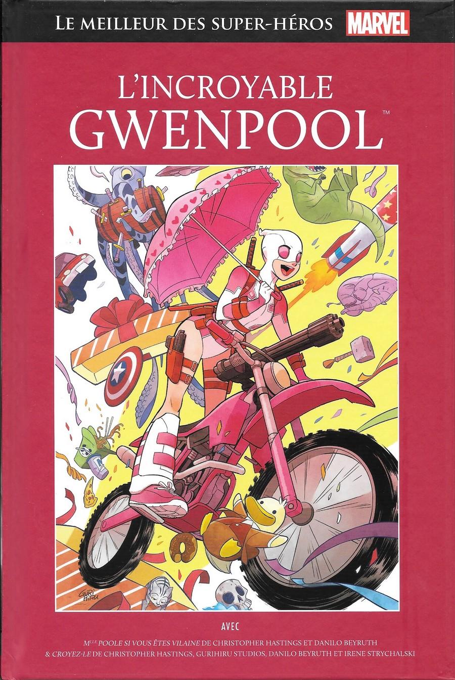 Le Meilleur des Super-Héros Marvel 115 - L'Incroyable Gwenpool