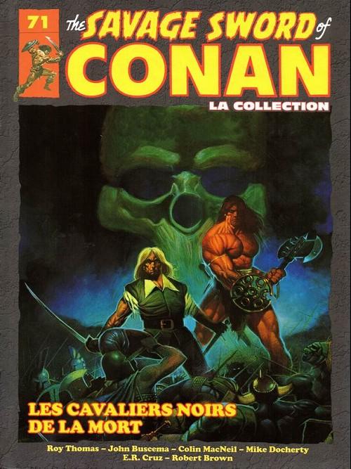 The Savage Sword of Conan 71 - Les cavaliers noirs de la mort
