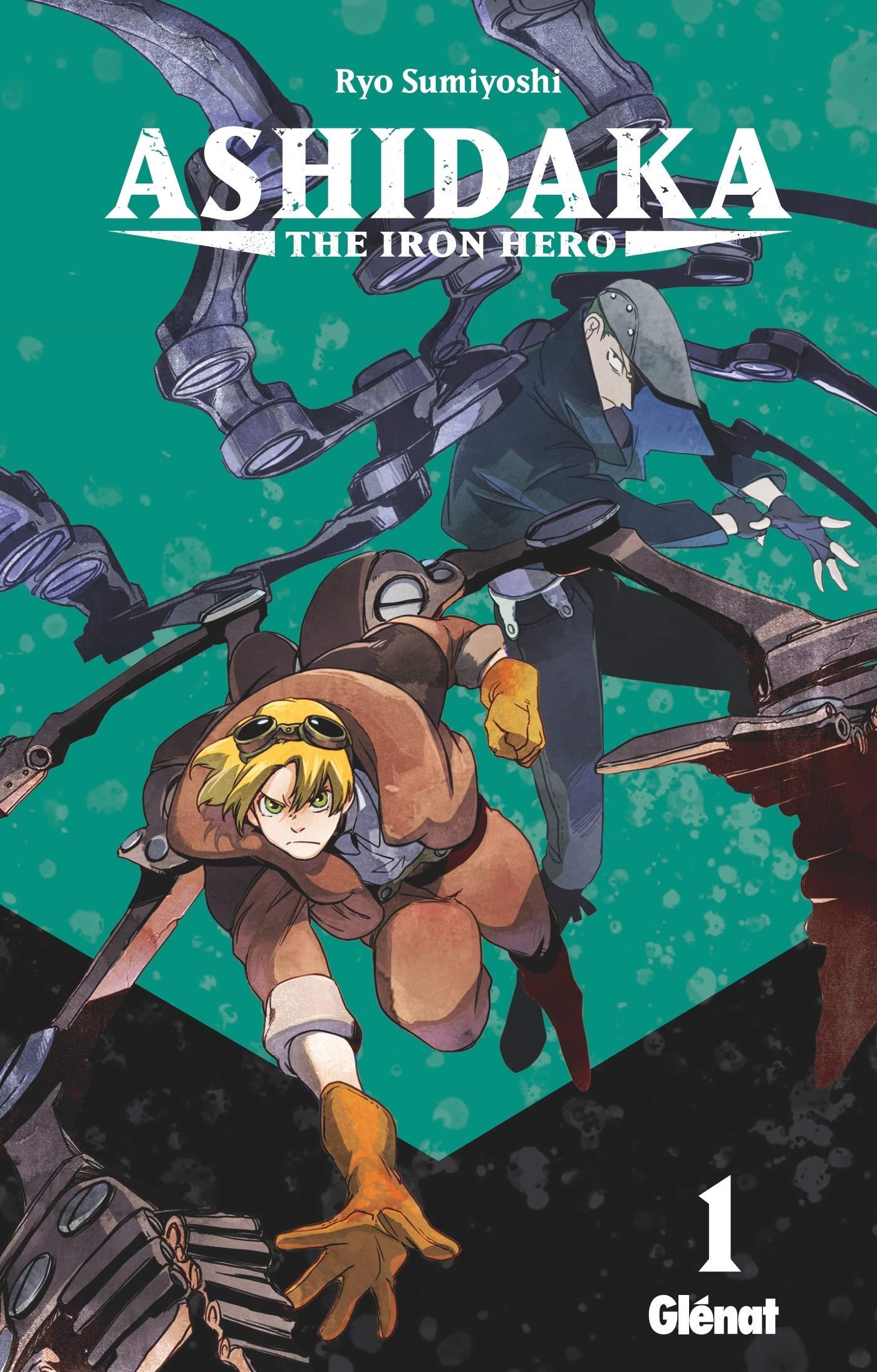 Ashidaka The Iron Hero 1